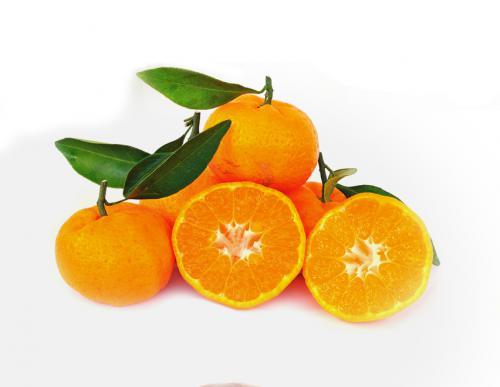 Oranges-Mandarin